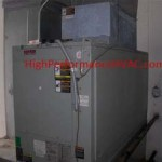 Trane Air Handler AHU with Electric Duct Heater