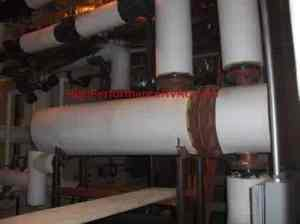 Steam to Hot Water Generator