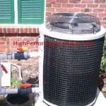 small residential chiller for a home