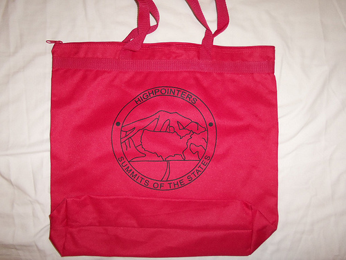 Highpointers Tote Bag