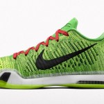 海外12月22日発売予定!NIKEiD Kobe 10 Elite Low Grinch!