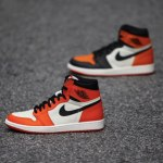 Nike Shattered Backboard Air Jordan 1比較!2015 vs 2016