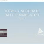 【Totally Accurate Battle Simulator】ダウンロード方法・やり方・プレイ方法