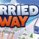 【Carried Away】スキー場のパズルゲーム!リフトを作って人を運ぼう!ダウンロード方法など