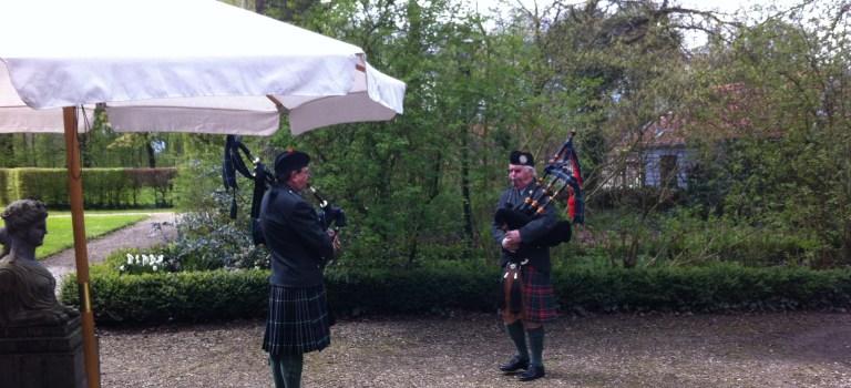 Schotse doedelzak klanken
