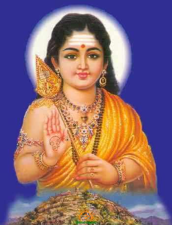 Lord Murugan Subramanya