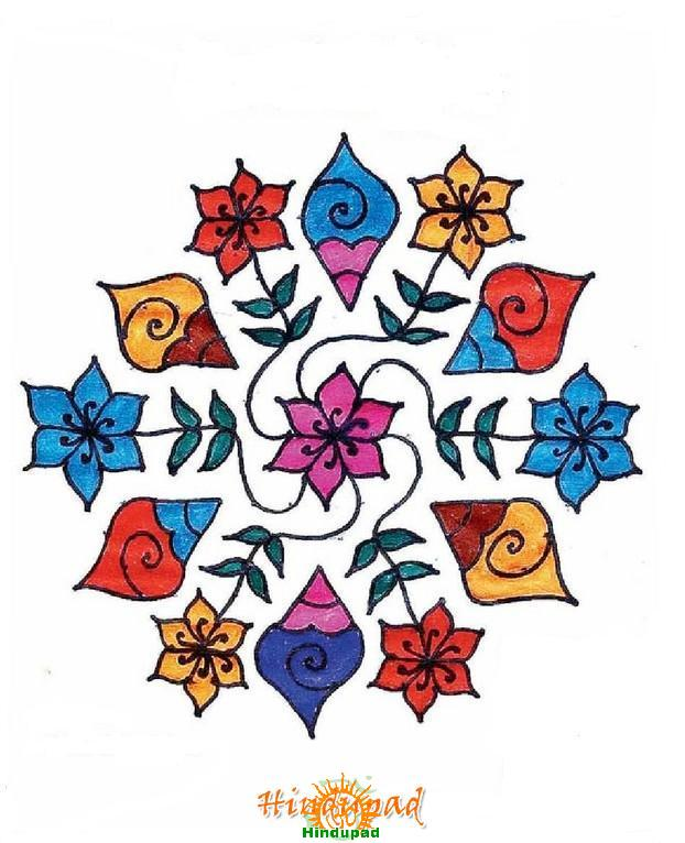 rangoli 2