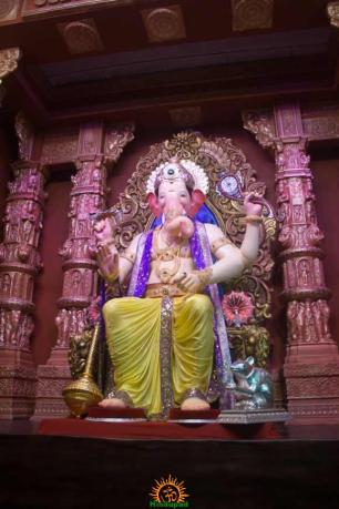 Lalbaugcha Raja Ganpati 2012 First look