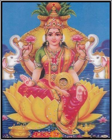 Shri Varalakshmi Pooja Process