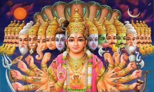 33 crore gods in Hinduism