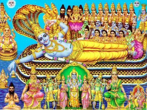 Anantha Padmanabha Swamy Lord