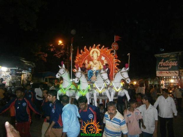 Bhandup cha raja 2013 ganpati