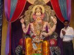 LBS cha Raja Ganpati idol 2013
