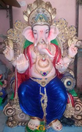 Om shree mitra mandal Ganpati 2013