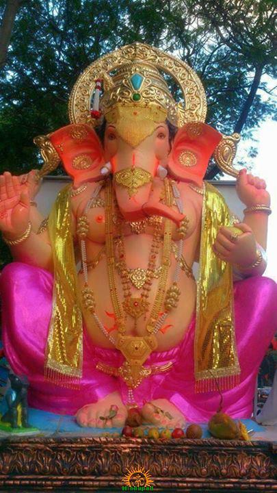 paralcha vignharta Ganapathi 2013