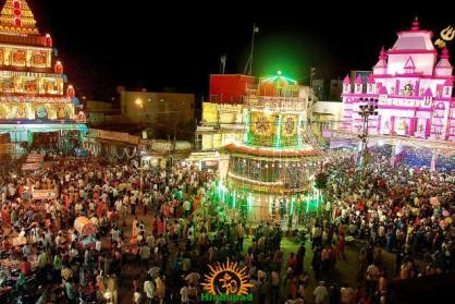 Rajahmundry Balatripura Sundari Temple Devi Chowk 3