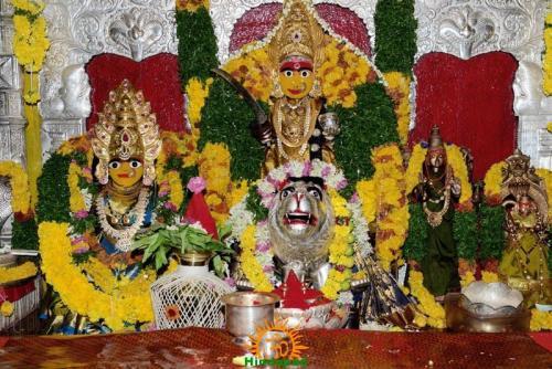 Secunderabad Ujjaini Mahakali Temple