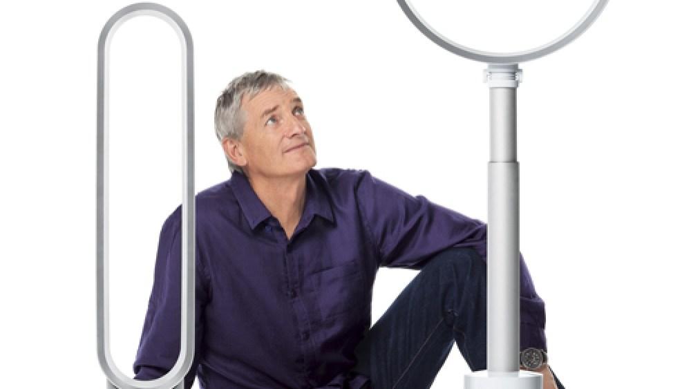 """Dyson lanza dos nuevos ventiladores """"revolucionarios"""" sin aspas"""