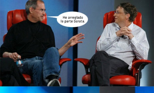 TGIF Steve Jobs Bill Gates MBA
