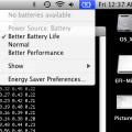Las MacBook Air sin Flash tienen 2 horas más de batería
