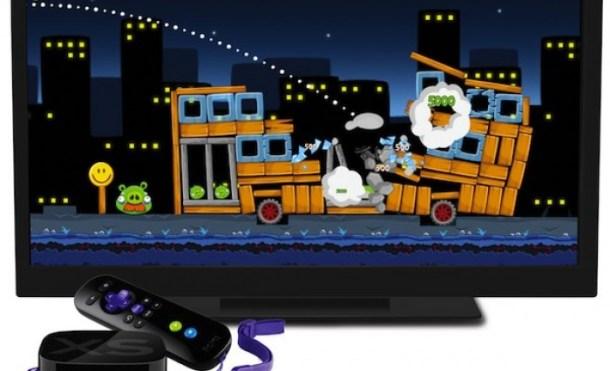 Roku 2 Angry Birds