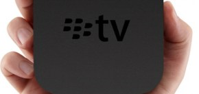 Rumor: ¿Trabaja blackberry en su Apple TV particular?