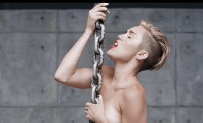 Miley Nude