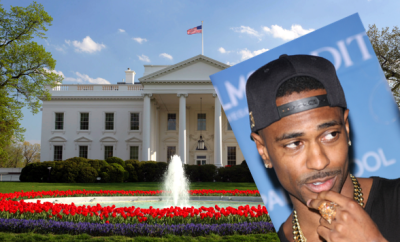 Big Sean White House Feature