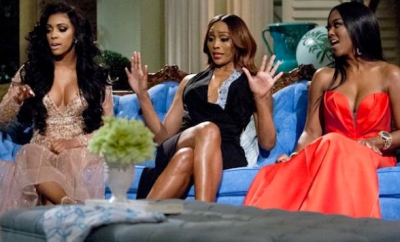 Housewives Reunion Show Brawl
