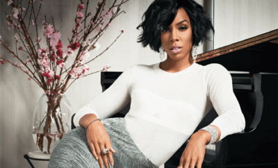 Kelly Rowland Tattoo