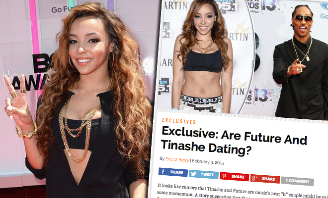 tinashe and future dating chyna