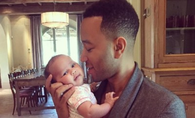 Instagram/John Legend