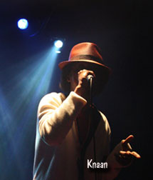 Raise Up! Knaan is in the Building-Make Room at the Table for African Hip Hop
