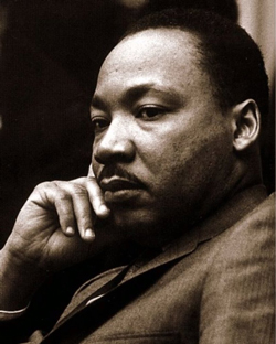 Today is Martin Luther King's Birthday-He Was Fearless & Always Spoke Truth to Power