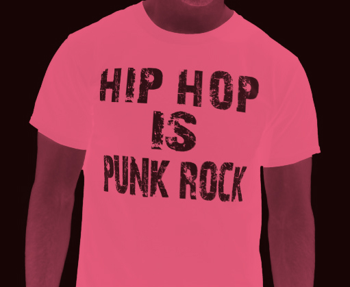 The Connection Between Hip Hop, New Wave and Punk