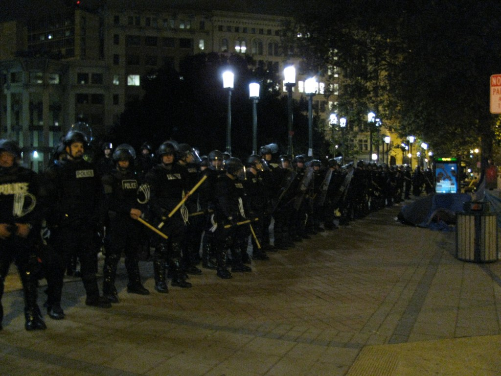 The Bay Area is Bracing for Urban Shield as SWAT Teams & Weapons Contractors Come to Oakland