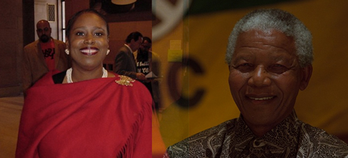 Cynthia McKinney Speaks on the Legacy of Nelson Mandela