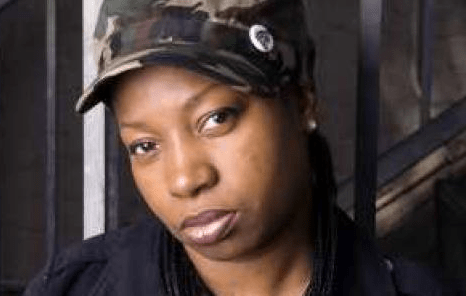 500 Female Emcees: Meet Bahamadia-A True B-Girl-& One of Philly's Best