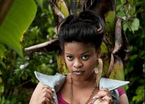 500 Female Emcees: Meet Diva aka Keldamuzik from the Bay Area