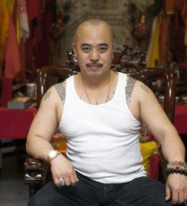 Raymond Chow aka Shrimp Boy