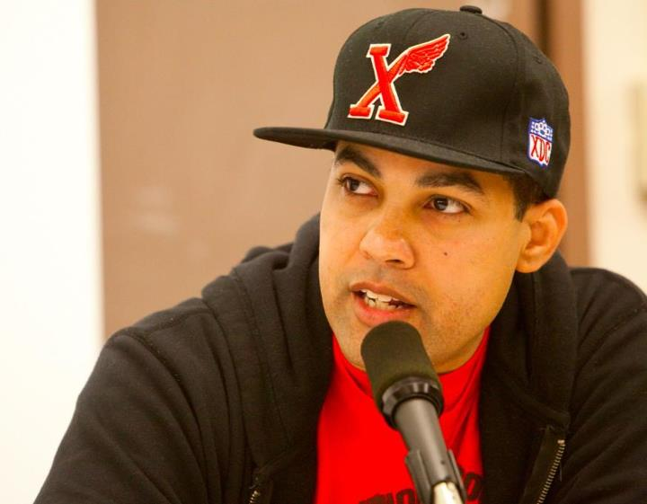 Jasiri X: Raising the Flag & Using Music as a Weapon to Fight Oppression