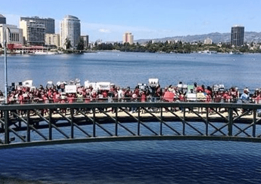Oakland March for Missing Girls in Nigeria | Fallout over SNL Slave Skit