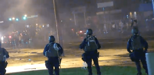Curfews & Repression in Ferguson Represents Further Consolidation of Right-Wing Power