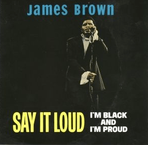 James brown say it loud