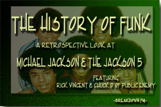 Rickey Vincent & Chuck D Speak On the Legacy of Michael Jackson