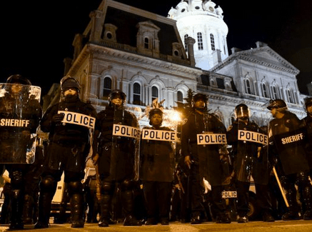 The Baltimore Curfew…Was an Abuse of Power