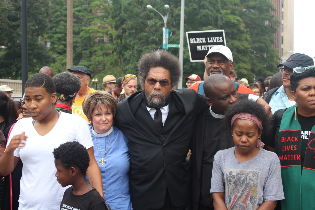 The March to St Louis DOJ to win Justice for Mike Brown