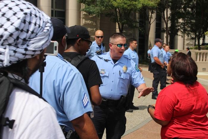 DOJ March St Louis Neeta arrest