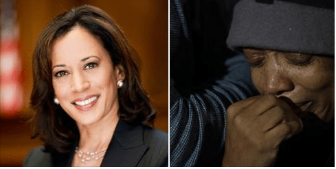 Where is Kamala Harris on this Mario Woods Killing?