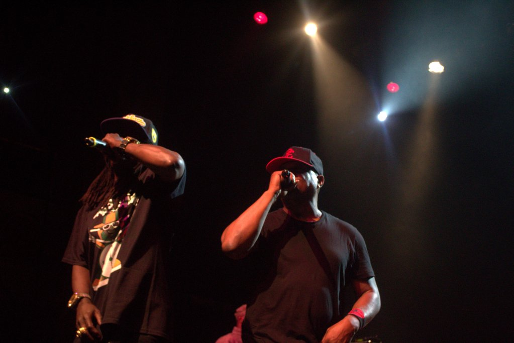 10 Cool Photos of Public Enemy at the Art of Rap Show
